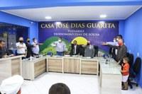 Após recesso, Câmara de Monte Horebe, retoma as atividades em 05 de fevereiro de 2021.
